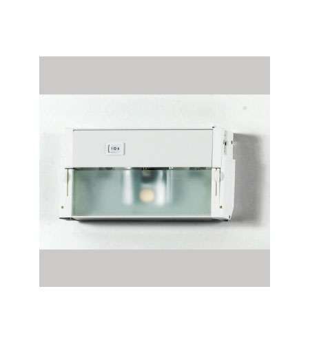 Quoizel Lighting Counter Effect 1 Light Undercabinet Lighting in White Lustre UC1108W photo