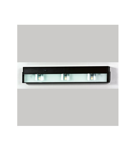 Quoizel Lighting Counter Effect 3 Light Undercabinet In Bronze Uc1124bx