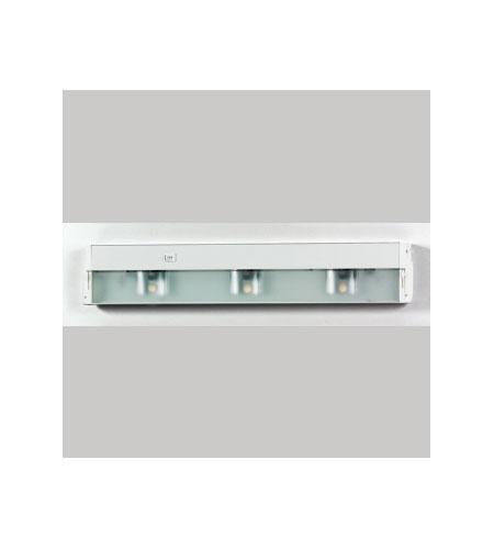 Genial Quoizel Lighting Counter Effect 3 Light Undercabinet Lighting In White  Lustre UC1124W