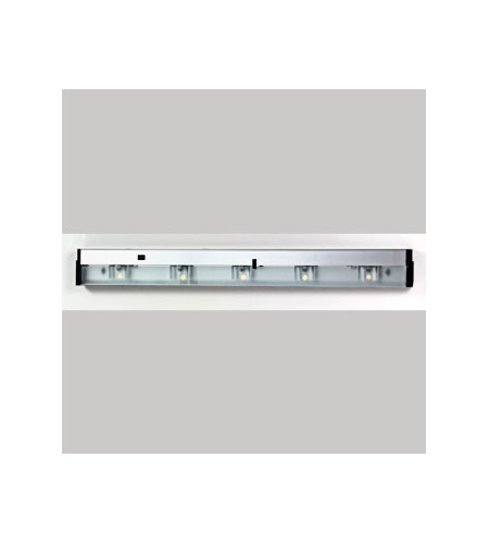 Quoizel Lighting Counter Effect 5 Light Undercabinet Lighting in Stainless Steel UC1140SS photo