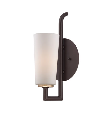 Quoizel Lighting Uptown Gramercy 1 Light Wall Sconce in Western Bronze UPGR8701WT photo