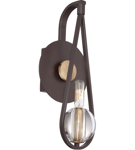 Quoizel UPSE8701WT Uptown Seaport 1 Light 5 Inch Western