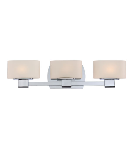 Quoizel uptown 3rd ave 3 light bath light in polished for Z gallerie bathroom lights