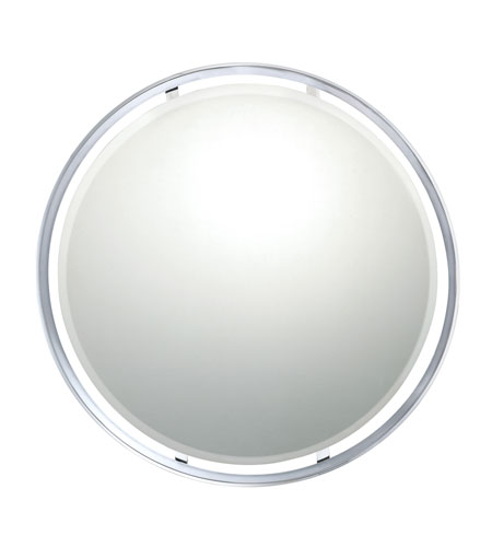 Quoizel Lighting Uptown York Mirror in Polished Chrome UPYK42828C photo