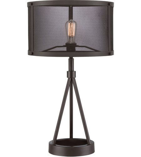 Quoizel ust6127wt union station 27 inch 100 watt western bronze quoizel ust6127wt union station 27 inch 100 watt western bronze table lamp portable light mozeypictures Gallery