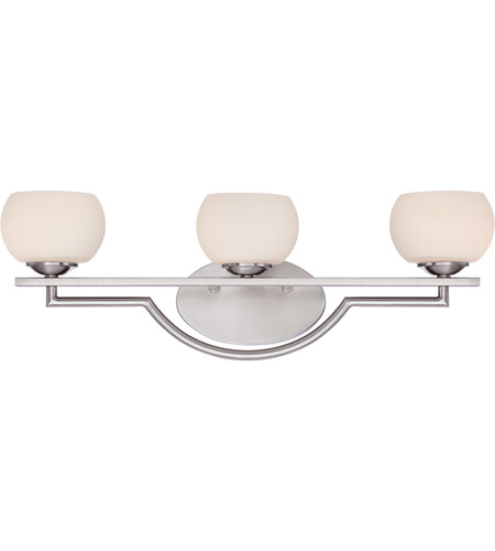 Quoizel Lighting Vance 3 Light Bath Vanity in Brushed Nickel VN8603BN photo
