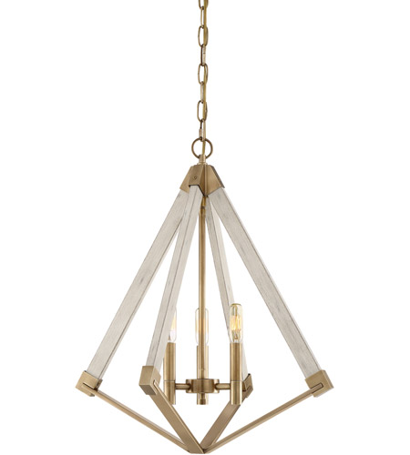 Quoizel vp5203ws view point 3 light 19 inch weathered brass foyer quoizel vp5203ws view point 3 light 19 inch weathered brass foyer chandelier ceiling light aloadofball Image collections