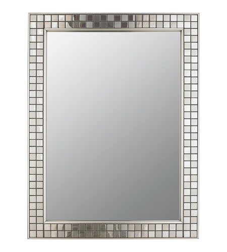 Quoizel Lighting Vetreo Metalica Mirror in Polished Chrome VTMT43224C photo