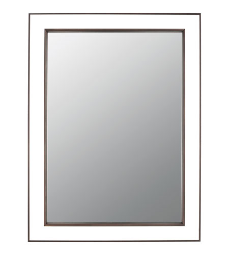 Quoizel Lighting Vetreo Make Your Own Mirror in Medici Bronze VTMY43224Z photo