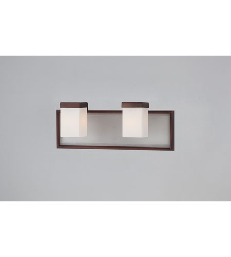 Quoizel Lighting Vetreo Make Your Own 2 Light Bath Light in Medici Bronze VTMY8502Z photo