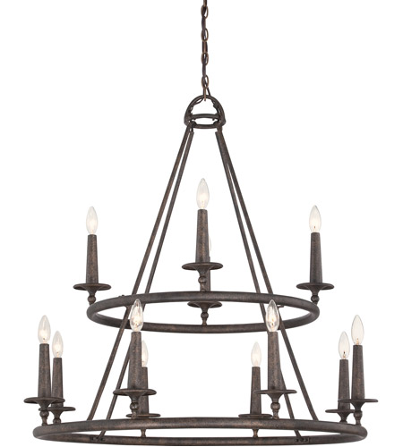 Quoizel vyr5012ml voyager 12 light 36 inch malaga foyer chandelier quoizel vyr5012ml voyager 12 light 36 inch malaga foyer chandelier ceiling light aloadofball Image collections