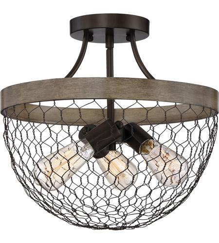 semi flush mount ceiling lights. Quoizel WSE1715CG Willowstone 3 Light 15 Inch Classic Grey Semi-Flush Mount Ceiling Semi Flush Lights
