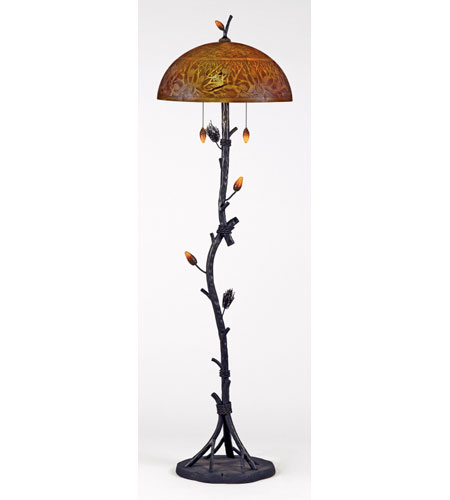 Quoizel Woodland Floor Lamps WW9362VA Photo