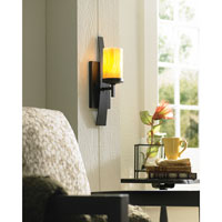Quoizel Lighting Kyle 1 Light Wall Sconce in Imperial Bronze KY8701IB alternative photo thumbnail