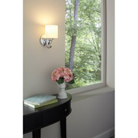 Quoizel DW8701C Downtown 1 Light 6 inch Polished Chrome Wall Sconce Wall Light  alternative photo thumbnail