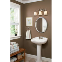 Quoizel Tritan 2 Light Bath Light in Brushed Nickel TT8742BN alternative photo thumbnail