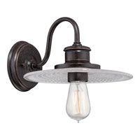 Quoizel Lighting Admiral 1 Light Wall Sconce in Imperial Bronze ADM8701IB