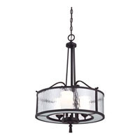 Quoizel ADS2818DC Adonis 3 Light 18 inch Dark Cherry Pendant Ceiling Light alternative photo thumbnail