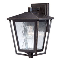 Quoizel Alfresco 1 Light Outdoor Wall Lantern in Imperial Bronze ALF8408IB