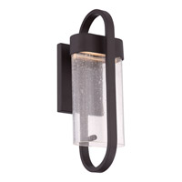 Alto LED 15 inch Western Bronze Outdoor Wall Lantern