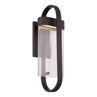 Quoizel Alto LED Outdoor Wall Lantern in Western Bronze ALT8407WT