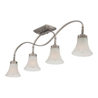 Quoizel Lighting Aliza 4 Light Ceiling Track Light in Antique Nickel ALZ1404AN alternative photo thumbnail