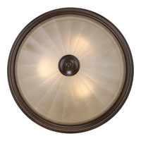 Quoizel Lighting Aliza 3 Light Semi-Flush Mount in Palladian Bronze ALZ1718PN alternative photo thumbnail