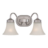 Quoizel Lighting Aliza 2 Light Bath Vanity in Antique Nickel ALZ8602AN alternative photo thumbnail