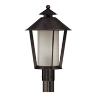 Quoizel Lighting Anderson 1 Light Outdoor Post Lantern in Kingsley AND9012KG alternative photo thumbnail