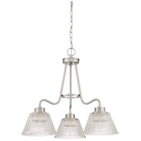 Quoizel ARD5003BN Ardmore 3 Light 24 inch Brushed Nickel Dinette Chandelier Ceiling Light