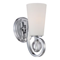 Quoizel Lighting Aldrich 1 Light Wall Sconce in Polished Chrome ARH8701C