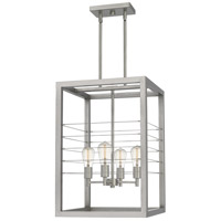 Quoizel AWD5216AN Awendaw 4 Light 16 inch Antique Nickel Foyer Pendant Ceiling Light