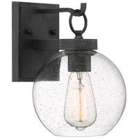 Quoizel BAE8407GK Barre 1 Light 10 inch Grey Ash Outdoor Wall Lantern