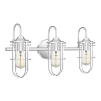 Quoizel BBY8624C Boothbay 3 Light 24 inch Polished Chrome Bath Light Wall Light alternative photo thumbnail