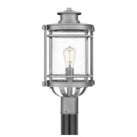 Quoizel BKR9010IA Booker 1 Light 20 inch Industrial Aluminum Outdoor Post Light