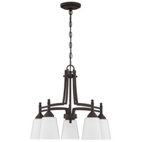 Quoizel BLG5122OZ Billingsley 5 Light 22 inch Old Bronze Chandelier Ceiling Light alternative photo thumbnail
