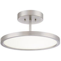 Quoizel BLW1715BN Beltway LED 15 inch Brushed Nickel Semi-Flushmount Ceiling Light