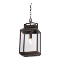 Quoizel BRN1910IB Byron 1 Light 10 inch Imperial Bronze Outdoor Hanging Lantern alternative photo thumbnail