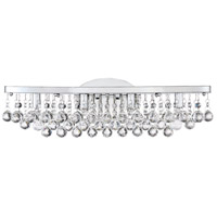 Quoizel BRX8604C Bordeaux 4 Light 23 inch Polished Chrome Bath Light Wall Light, Extra Large alternative photo thumbnail