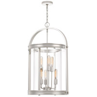 Quoizel BTE5206PK Baltimore 6 Light 20 inch Polished Nickel Foyer Chandelier Ceiling Light
