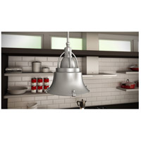 Quoizel CDY1508BN Cody 1 Light 8 inch Brushed Nickel Mini Pendant Ceiling Light alternative photo thumbnail