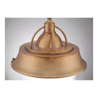 Quoizel Lighting Cody 2 Light Pendant in Mystic Copper CDY2814ZC alternative photo thumbnail