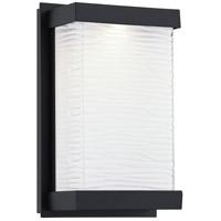 Quoizel CEL8306MBK Celine LED 10 inch Matte Black Outdoor Wall Lantern