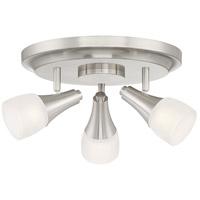 Quoizel CFN1612BN Crofton LED 14 inch Brushed Nickel Flush Mount Ceiling Light