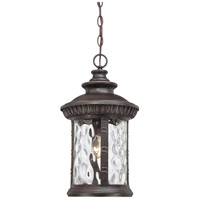Quoizel Lighting Chimera 1 Light Outdoor Hanging Lantern in Imperial Bronze CHI1911IB