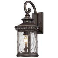 Quoizel Lighting Chimera 1 Light Outdoor Wall Lantern in Imperial Bronze CHI8409IB