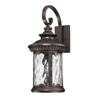 Quoizel CHI8411IB Chimera 1 Light 23 inch Imperial Bronze Outdoor Wall Lantern alternative photo thumbnail
