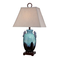 Quoizel Lighting Amphora 1 Light Table Lamp CKAM1732T