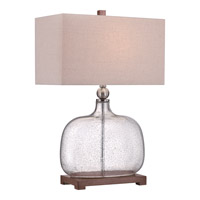 Quoizel Brookmont 1 Light Table Lamp CKBT1863T