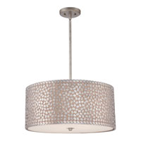 Quoizel CKCF2822OS Confetti 4 Light 22 inch Old Silver Pendant Ceiling Light alternative photo thumbnail
